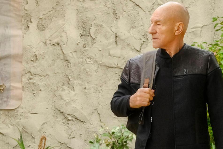 """""""Star Trek: Picard"""": Der Kult-Captain ist wieder da und beherrscht die Leinwand"""