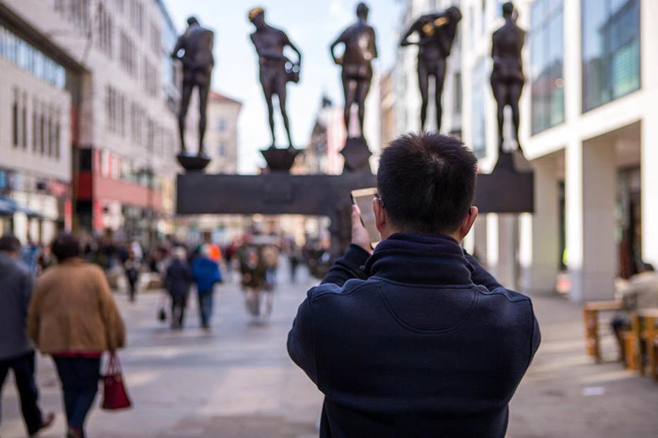 Leipzig erfreut sich unter Touristen großer Beliebtheit. Vor allem immer mehr US-Amerikaner wollen die Stadt erkunden.