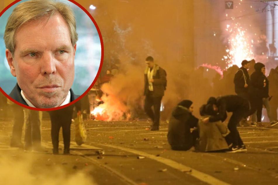 Connewitz-Attacke: Das verlangt Leipzigs Polizeichef von den Einwohnern