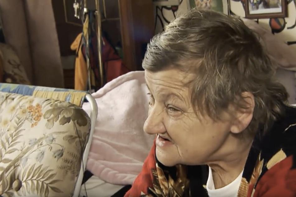 Familienoberhaupt Karin Ritter (64) soll die Obdachlosenunterkunft in Köthen während der Bauarbeiten verlassen.
