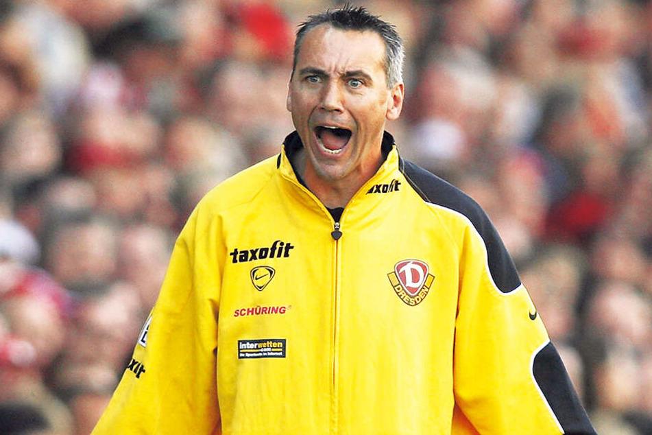 Seine Wutausbrüche sind legendär: Peter Pacult war gleich zweimal Trainer bei den Schwarz-Gelben.