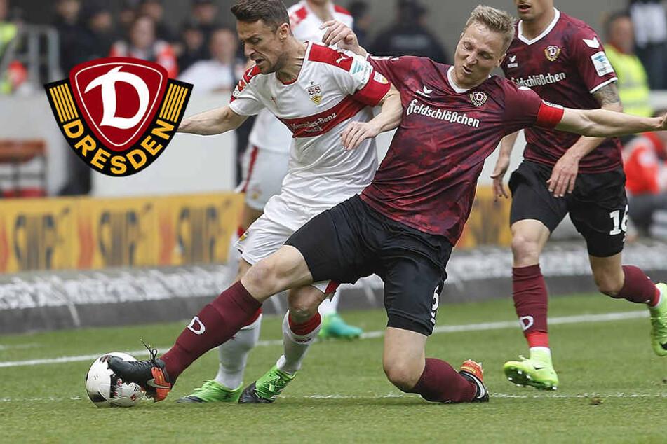 Verletzungspech! So lange wird Kapitän Hartmann Dynamo fehlen