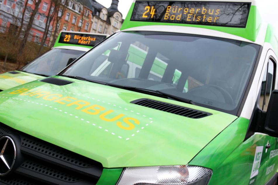 Im Landkreis Meißen sind bereits Bürgerbusse unterwegs, nun startet das Projekt im Vogtland.