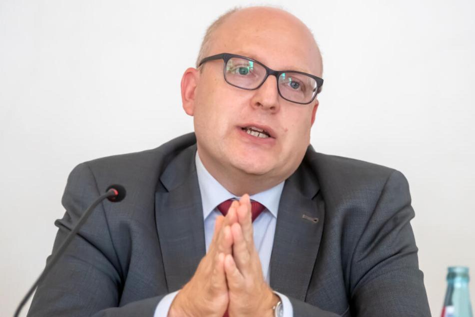 SPD hat gewählt: Sven Schulze offiziell OB-Kandidat für Chemnitz