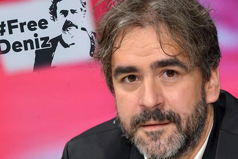Neben Deniz Yücel befinden sich über 160 weitere Journalisten in türkischer Haft.