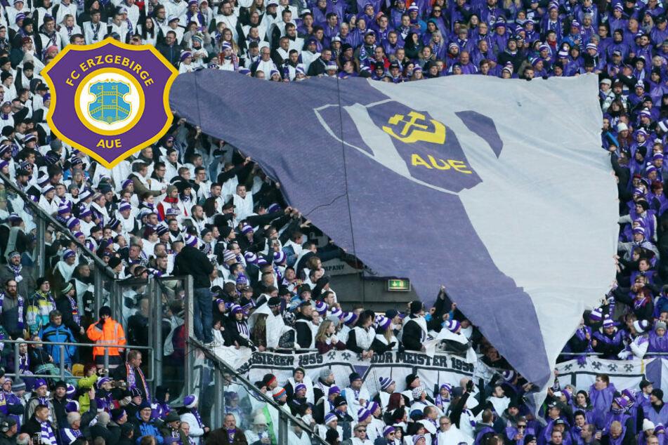 Erzgebirge jetzt Risikogebiet: Nur 500 Aue-Fans gegen Heidenheim dabei