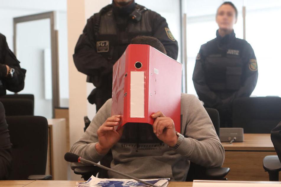 Abdullah A.H.H. muss sich vor dem Dresdner Oberlandesgericht verantworten.