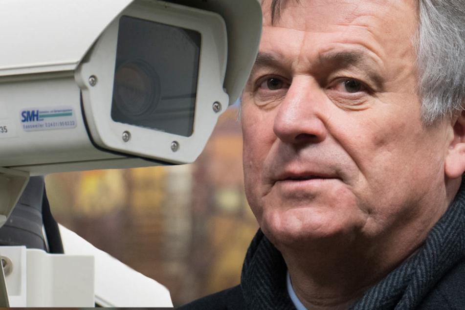 Polizeipräsident Gerhard Bereswill drängt die Politik zur Eile in Sachen Videoüberwachung.