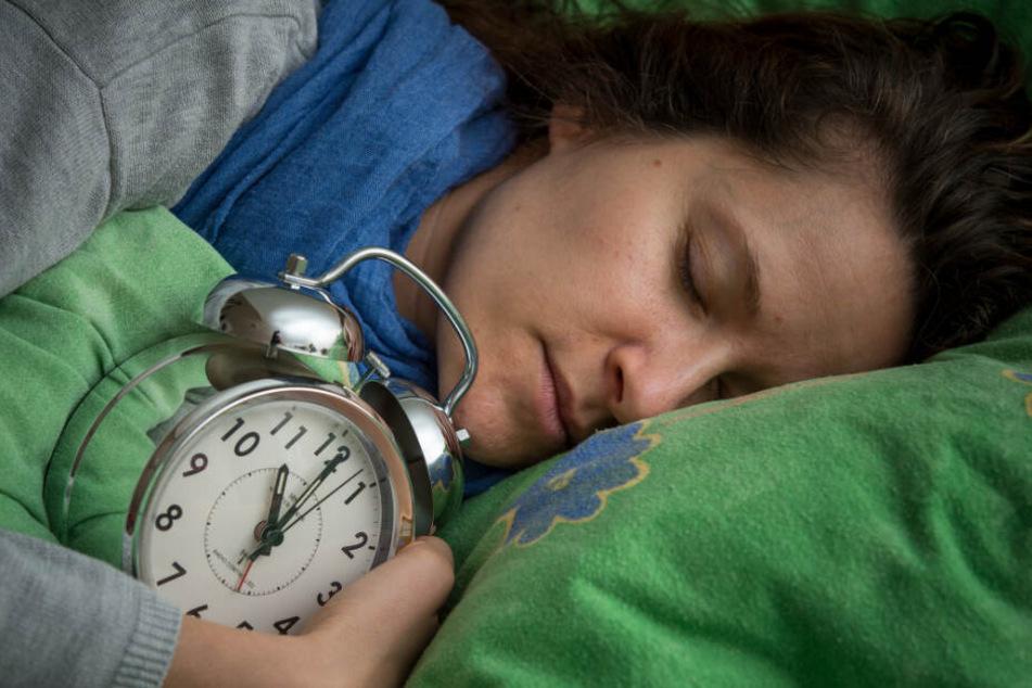 In Bayern leiden besonders viele Arbeitnehmer an Schlafstörungen. (Symbolbild)