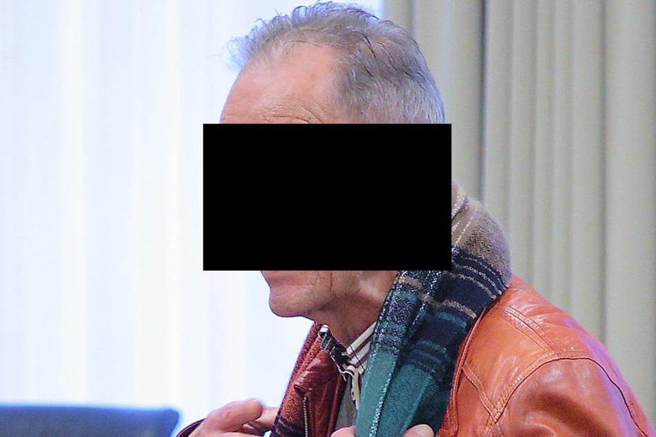 Verbringt seinen Lebensabend wohl hinter Gittern: Franz T. (75) wurde zu einer Haftstrafe verurteilt.