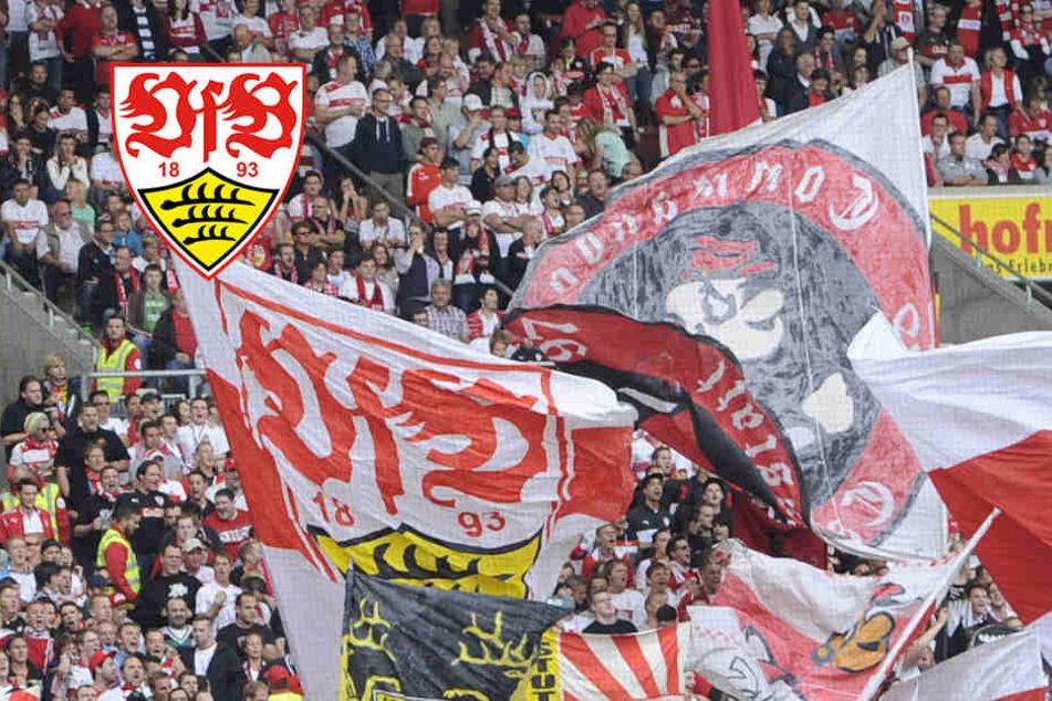 VfB-Fans in der Krise: Mit dem Latein am Ende, doch in Nürnberg kommt es zur Invasion