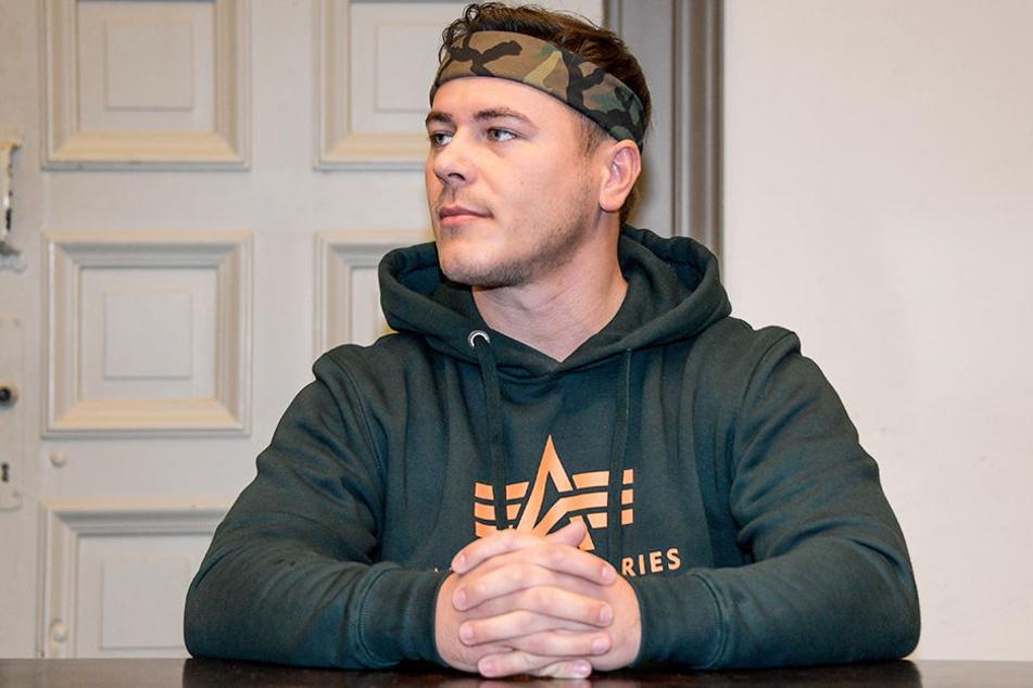 YouTuber Leon Machère bekam vom Hamburger Amtsgericht eine hohe Geldstrafe aufgebrummt.