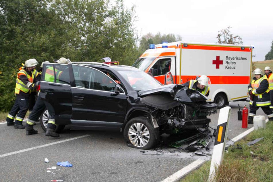 Im Landkreis Tirschenreuth ist es am Sonntag zu einem schweren Unfall gekommen.