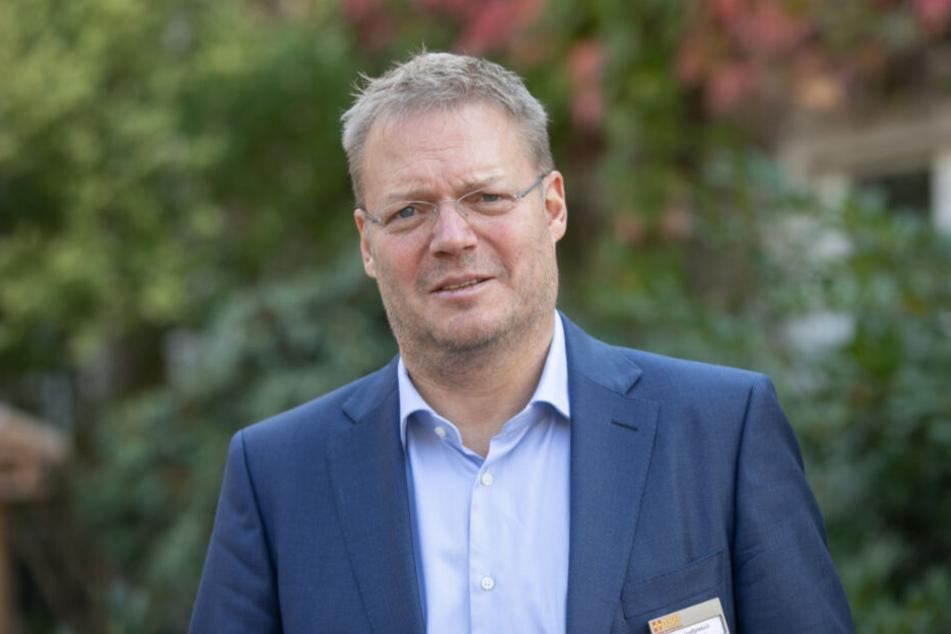 Peter Großpietsch (58) ist Geschäftsführer des ASB Dresden & Kamenz.