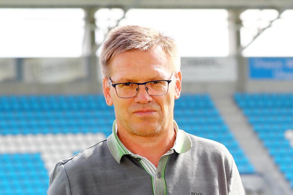 CFC-Geschäftsführer Uwe Hildebrand will bis Winter einen neuen Sportdirektor präsentieren.