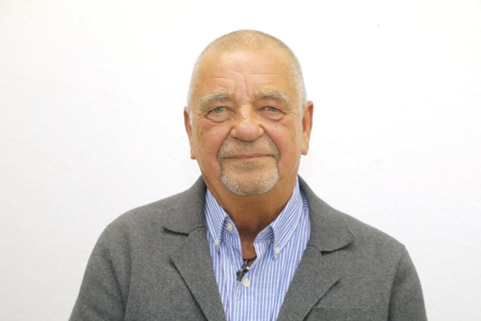AfD-Stadtrat Günter Steuer (76) fordert einen Seniorenbeauftragten für Chemnitz.