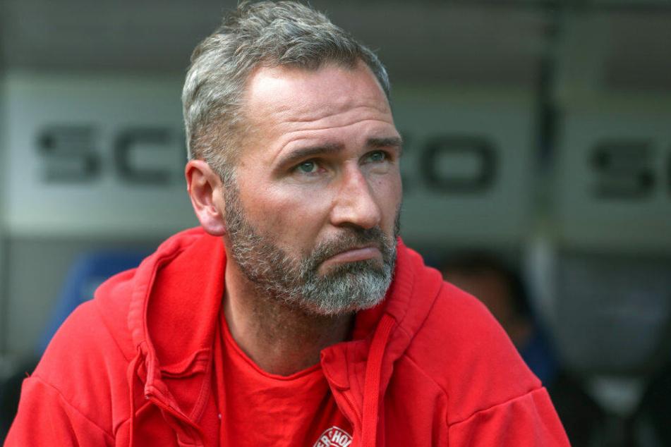 Tim Walter übernimmt im Sommer den VfB Stuttgart.