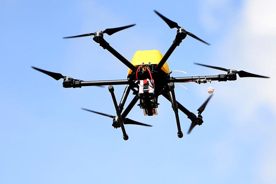Ein Führerschein für die Drohne