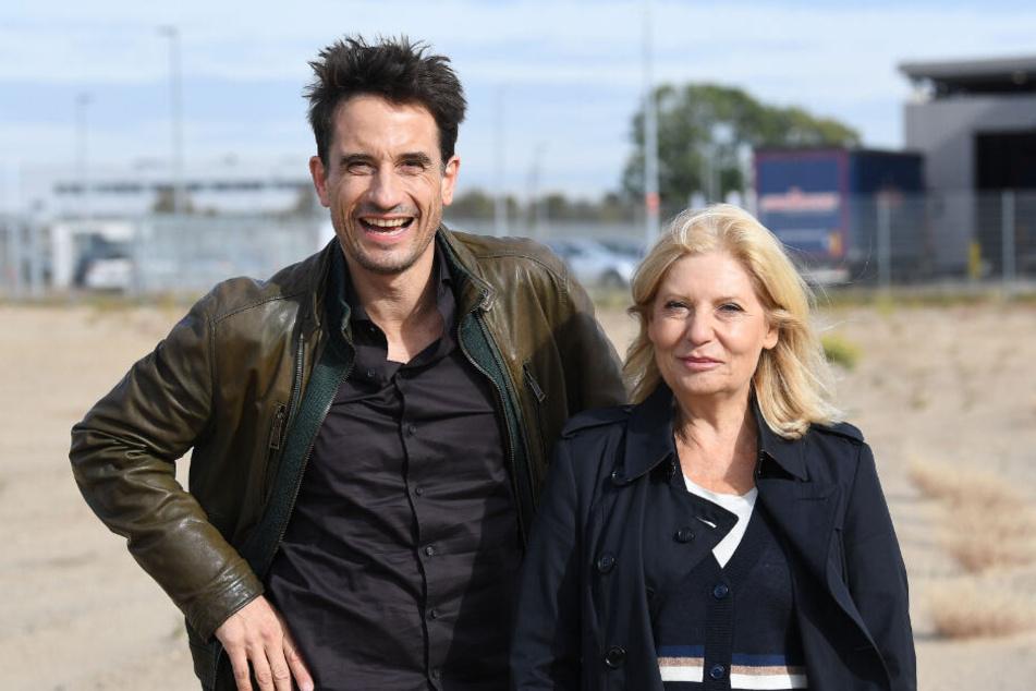 """Seit 2001 bildeten Oliver Mommsen und Sabine Postel das Bremer """"Tatort""""-Paar Nils Stedefreund und Inga Lürsen."""