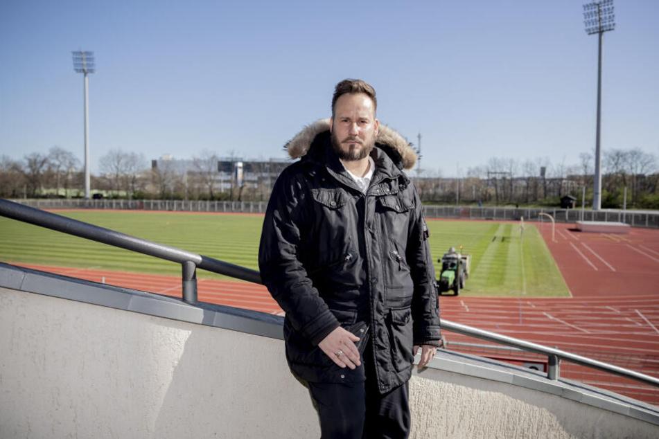 Ex-TeBe-Boss Jens Redlich steht seit einiger Zeit in den Schlagzeilen.