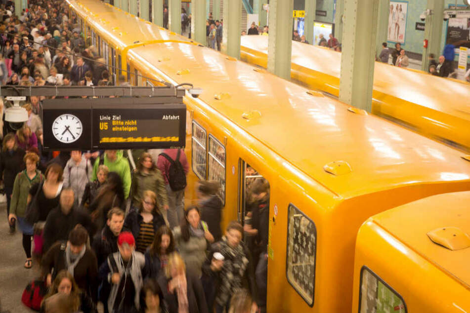 U2 und U3 wochenlang unterbrochen: Berlin droht U-Bahn-Chaos