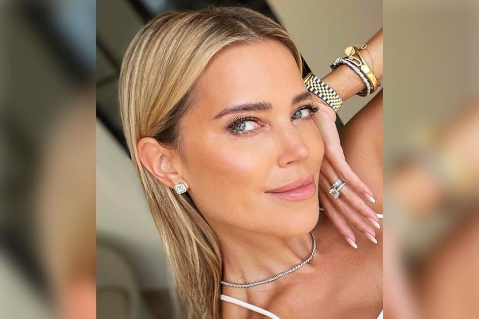 Sylvie Meis (43) hat anlässlich ihres ersten Hochzeitstags auf Instagram in Erinnerungen geschwelgt.