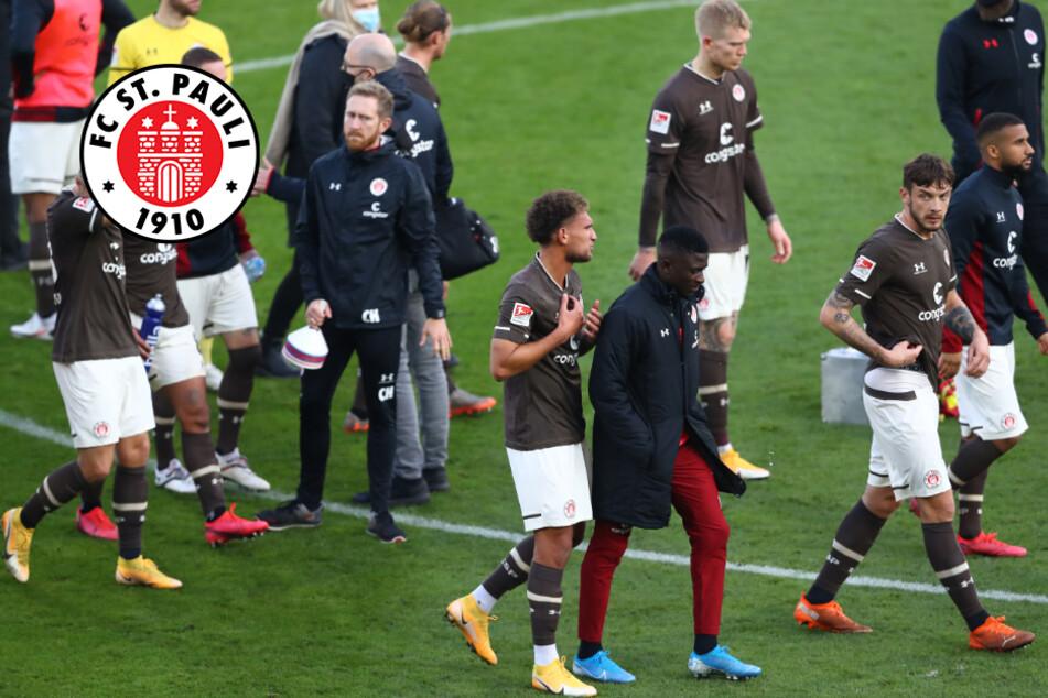 Abstiegsplatz! Ernüchterung beim FC St. Pauli nach Niederlage gegen den KSC