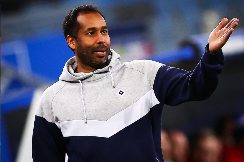 Trainer Daniel Thioune hat das Remis gegen Kiel dennoch gefallen.