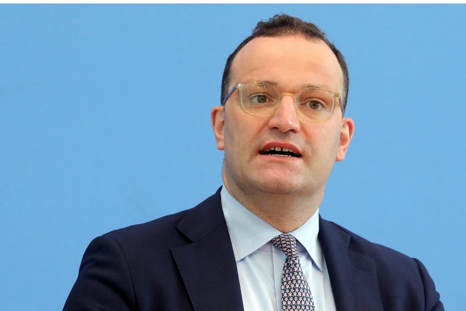 Gesundheitsminister Jens Spahn (41, CDU).