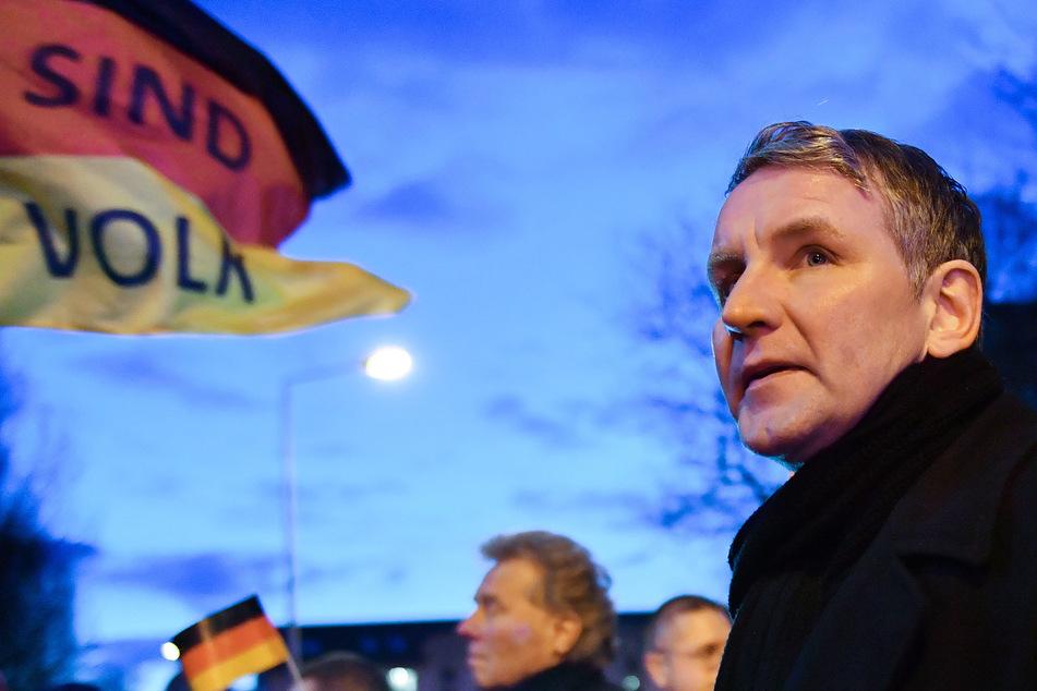 Hausdurchsuchung bei Björn Höcke! Ermittlungen wegen Volksverhetzung