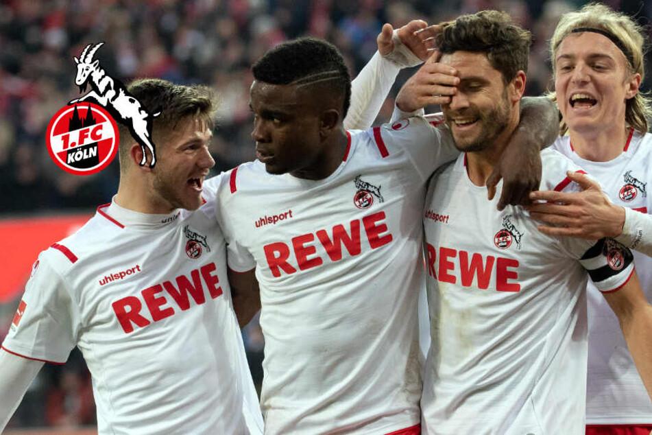 Uth, Cordoba, Hector und die jungen Wilden: 1. FC Köln liefert!