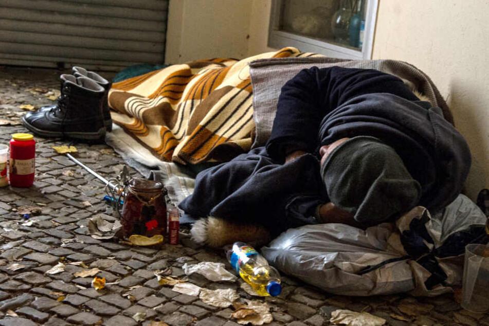 """""""Letztes Notsystem!"""" Kältehilfe für Obdachlose startet in 30. Saison"""