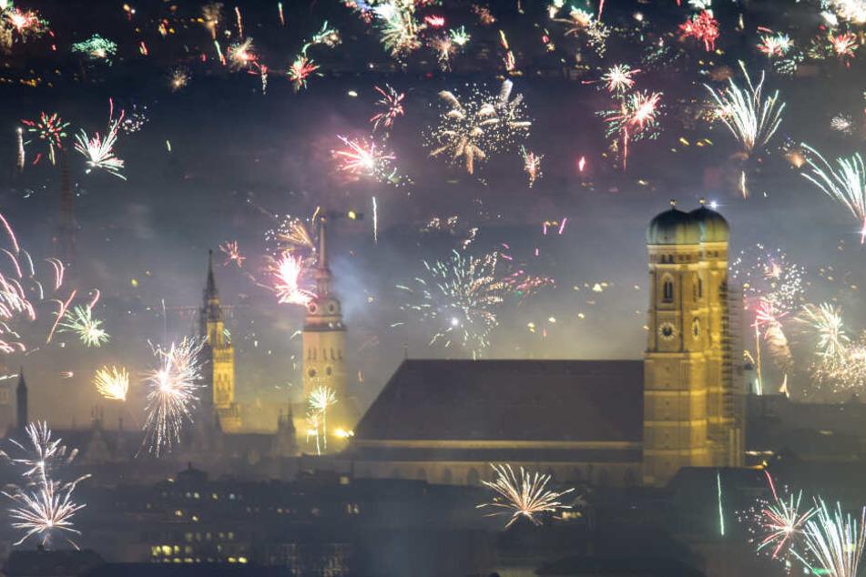 Silvester ohne Böller? Viele Städte verbieten Feuerwerke!