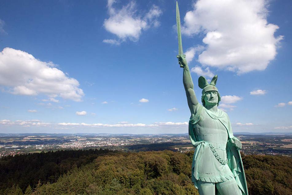 Die Region rund um das Hermannsdenkmal bekommt eine kräftige Finanzspritze.