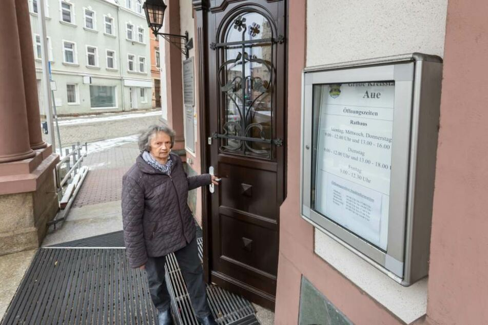 Mitte Januar wird Heide-Marie Bamler die Stadtratssitzung leiten.