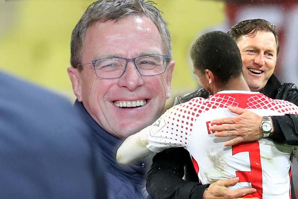 Rangnick verlängert Vertrag bei RB Leipzig
