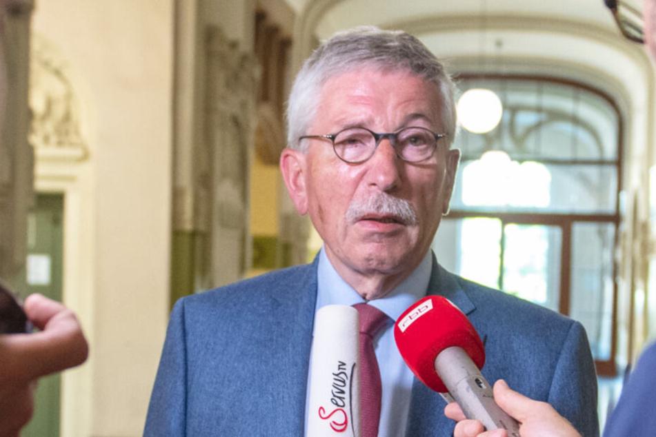 Jetzt also doch: SPD schmeißt Thilo Sarrazin raus!