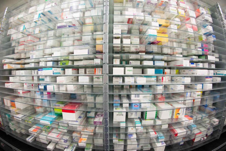 In Deutschland sind rund 100.000 verschiedene Arzneimittel behördlich zugelassen.