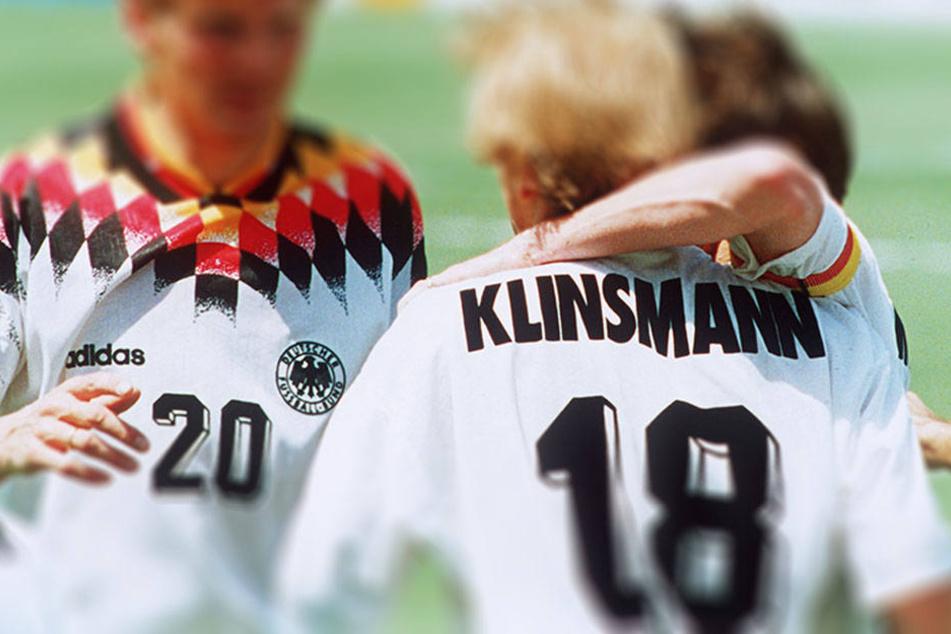 Neben Hertha BSC ist auch Braunschweig an dem Klinsmann-Spross interessiert. (Symbolbild)