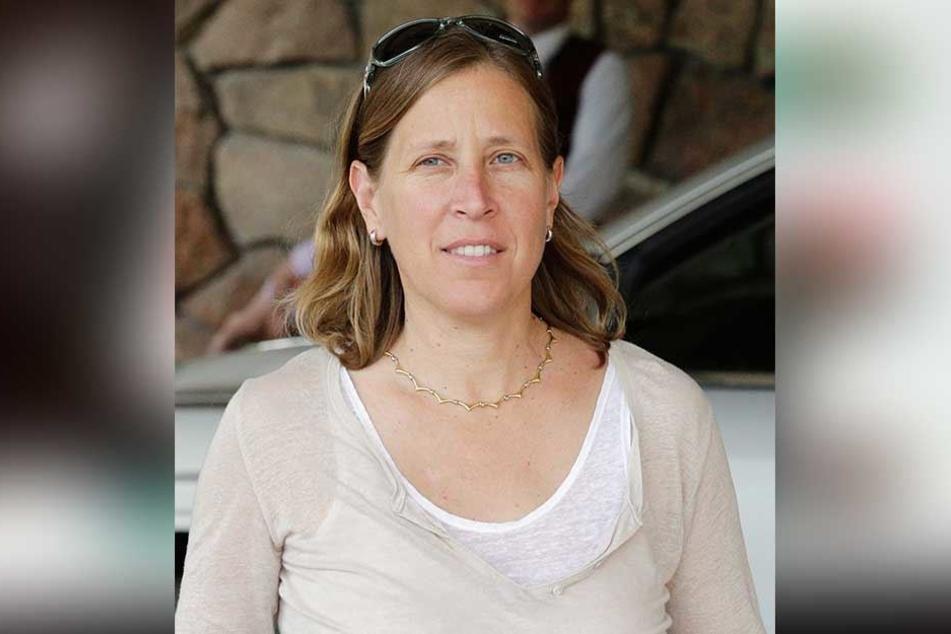 YouTube-Chefin Susan Wojcicki.