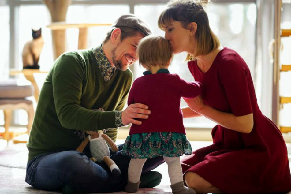 Vor gut einem Jahr kam die Tochter von Jens und Isabell zur Welt.