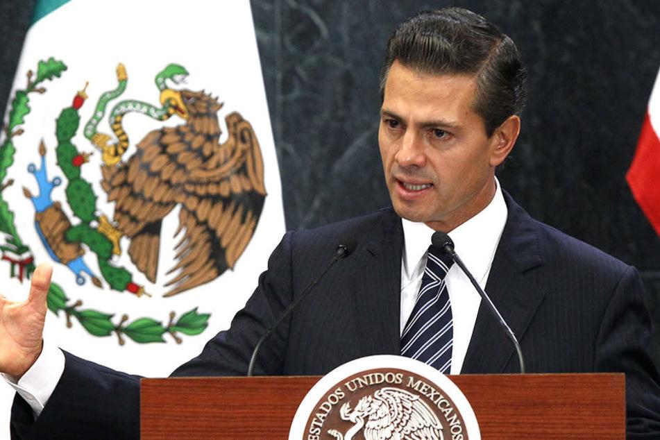 Wegen Trump! Führungsriege zurückgetreten, und Mexikos Präsident sagt Treffen ab