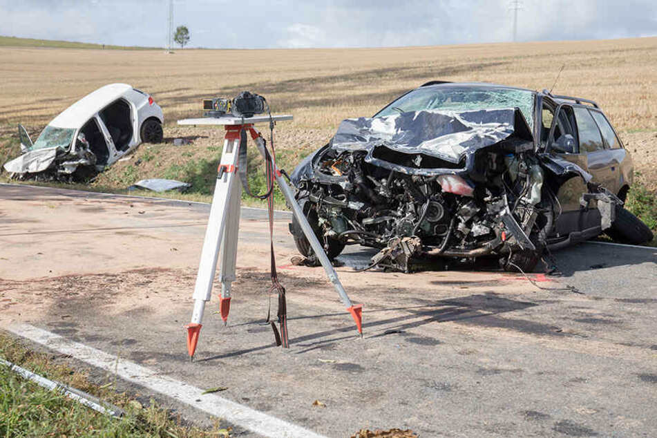 Am 2. Oktober 2018 knallte die angehende Logopädin mit dem Audi A4 der Eltern gegen einen VW Golf (hinten). Darin saß Philipp R. (28), der noch am Unfallort verstarb.