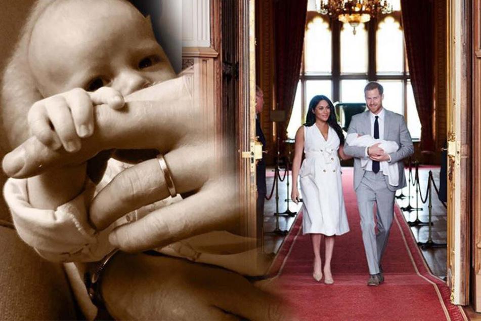 Meghan und Harry auf Reisen: Nicht ohne Baby Archie!