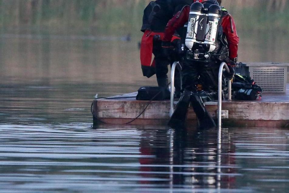 Silbersee-Drama! Tauchschülerin stirbt im Wasser
