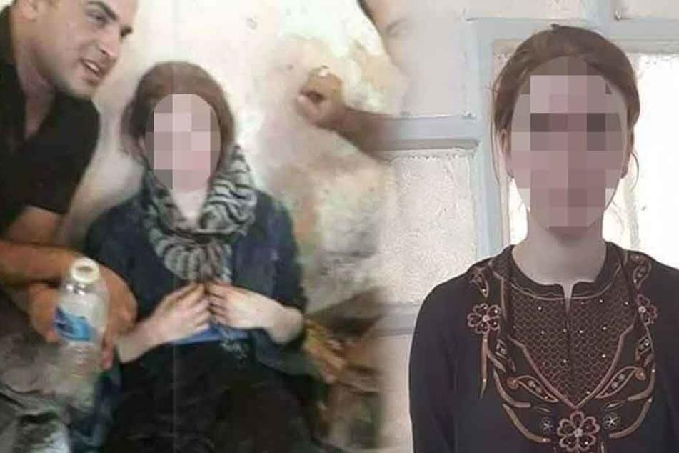Linda W. (16) aus Pulsnitz wurde in Mossul festgenommen.