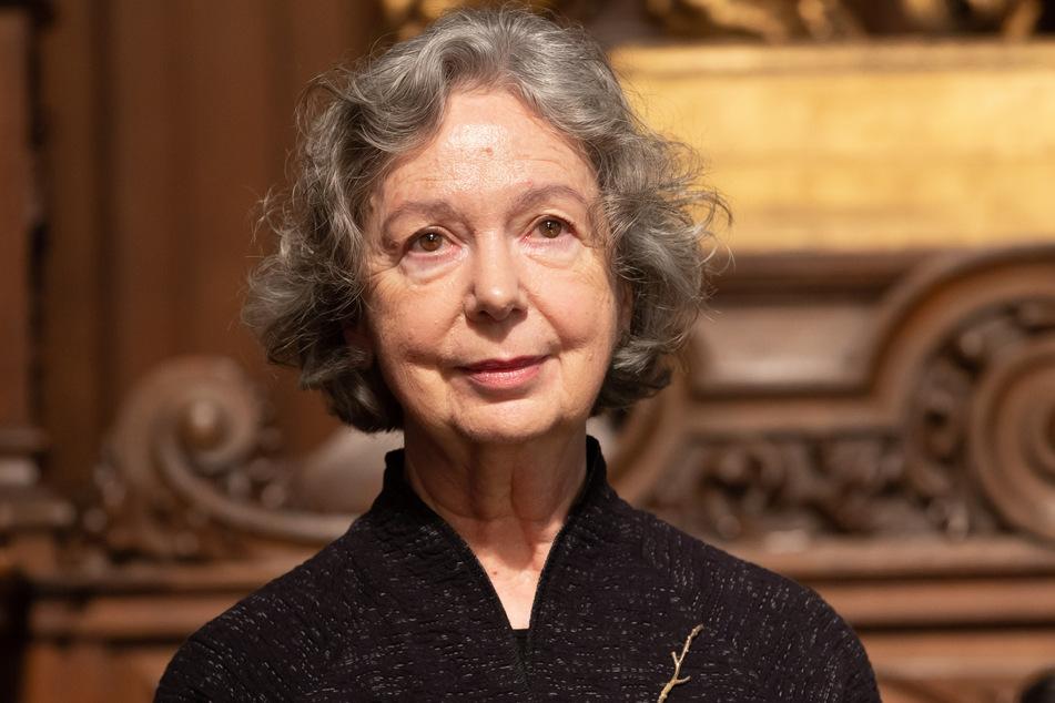 Ulla Hahn hofft, dass jeder Einzelne lernt, für die Menschheit zu denken.
