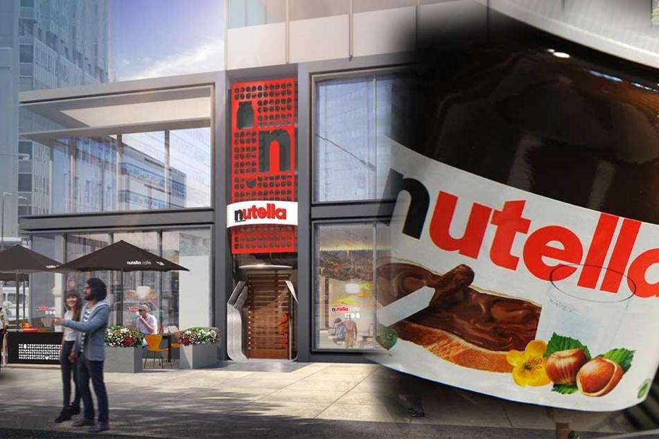 Wenn Ihr Nutella liebt, solltet Ihr unbedingt hier hin