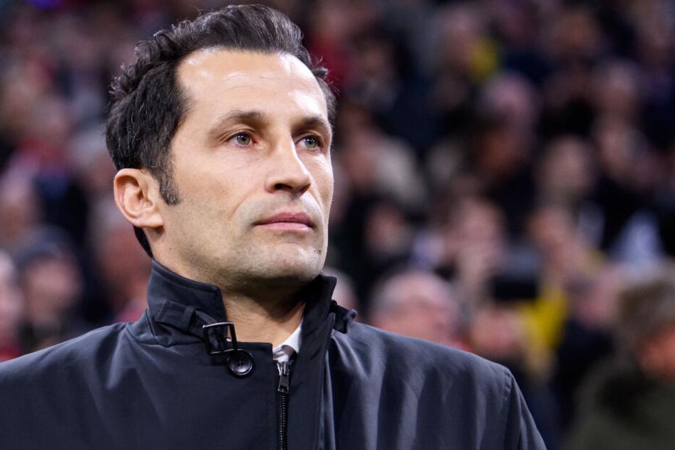 Hasan Salihamidzic hat bei den Fans des FC Bayern aktuell keinen leichten Stand.