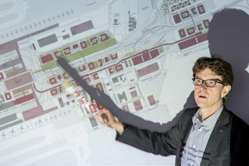 Flughafenchef Engelbert Lütke Daldrup will am 15. Dezember einen Eröffnungstermin für den BER nennen.